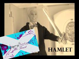 A Sparkler's Hamlet Parody, Starring Barbies