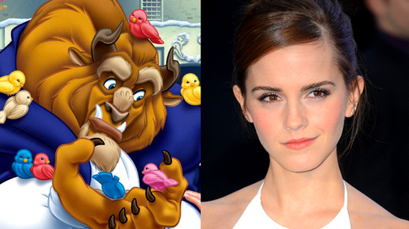 You'll Never Guess Who Was Just Cast in Emma Watson's Upcoming Fairy Tale Flick!