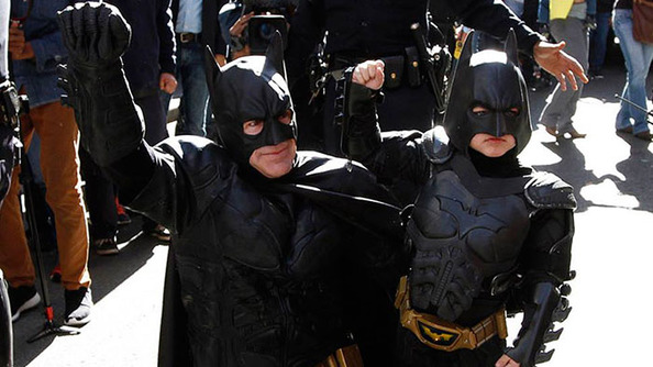 <i>Batkid Begins</i> Trailer Will Make Your Eyeballs Leak Indefinitely