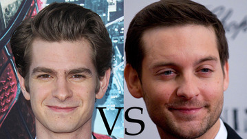 FACE-OFF: Spider-Man vs. The Amazing Spider-Man 
