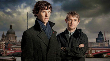 Literary Classics That Should Be TV Shows (Inspired by BBC's Sexy Sherlock Series)