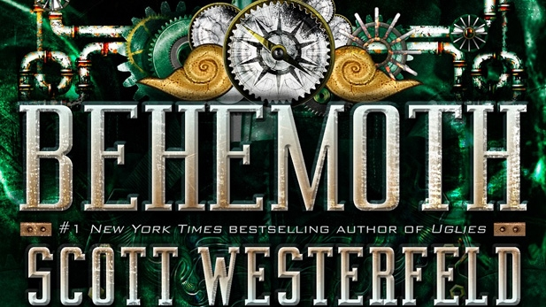 "BOOK REVIEW: ""Behemoth,"" by Scott Westerfeld"