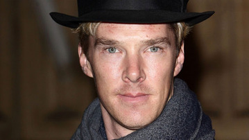 Benedict Cumberbatch Reads The Jabberwocky? Yes, Please!
