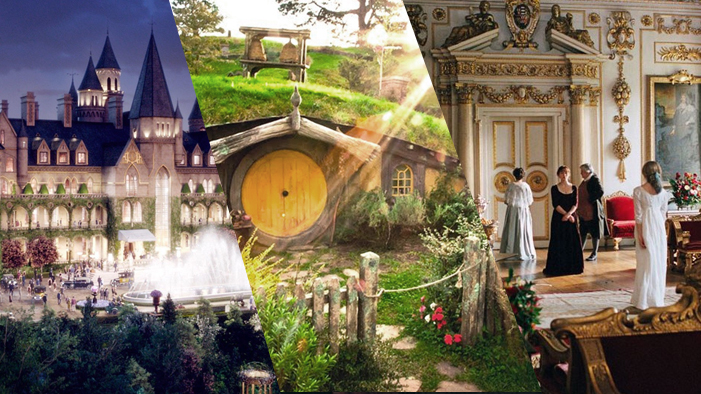 The 7 Fictional Places We REALLY Want to Live
