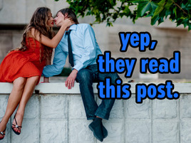THIS POST WILL MAKE YOU A BETTER PERSON (And Also a Better Kisser)