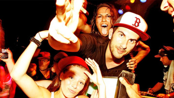 Borgore's Dubstep Takeover Will Stop Only at the Olsen Twins