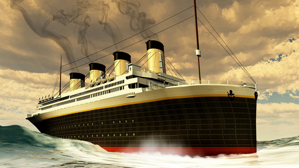 "Why ""Titanic""? Why Not ""Lusitania""?"