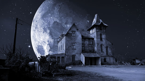 Top 3 Real Haunted Houses in the U.S.