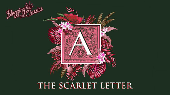 sparklife blogging the scarlet letter part 2 chapters 1 3. Black Bedroom Furniture Sets. Home Design Ideas