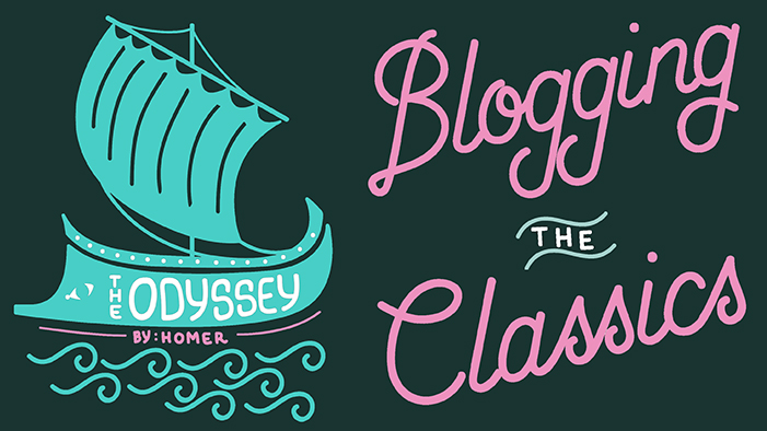 Blogging <em>The Odyssey</em>: Part 9 (WOW OKAY, SO THE DOG DIES)