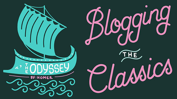 Blogging <i>The Odyssey</i>