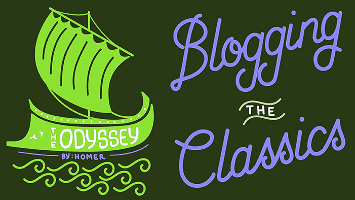 Blogging <em>The Odyssey</em>: Part 2 (The One Where We Find Out What the Hell Even Happened to Odysseus)