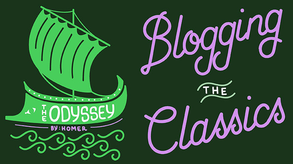 Blogging <em>The Odyssey</em>: Part 6 (The Five People You Meet in the Underworld)