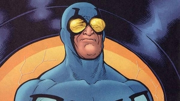 This Character Needs a Comic: Blue Beetle (Ted Kord)