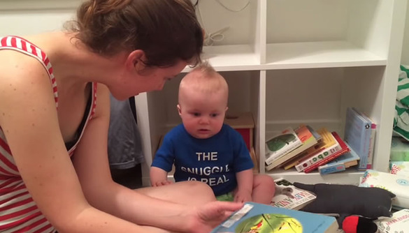 Bookworms: This Baby IS YOU
