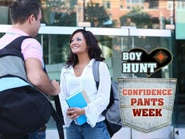 Boy Hunt: Confidence Pants Edition