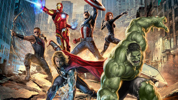 Comics vs. Movies: Tell Us Why You'll SEE The Avengers But Not READ It