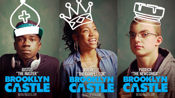 Imagine a School Where the Geeks Are the Cool Kids: Welcome to BROOKLYN CASTLE