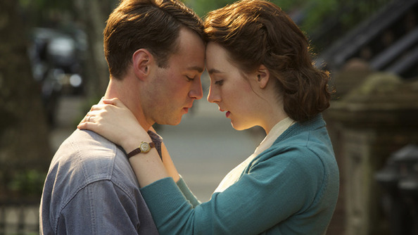 Behind-the-Scenes Look at <em>Brooklyn</em> Starring Saoirse Ronan Has Us DESPERATE For an Irish Accent and an Italian Beau