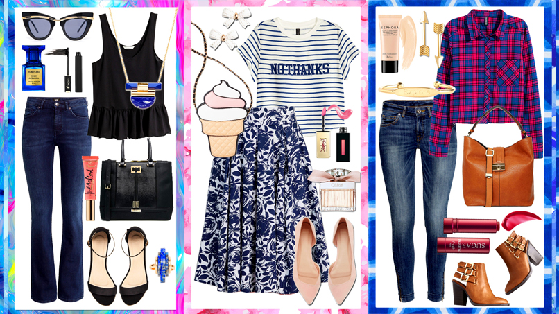 These Awesome Outfits Will Solve All Your Back-to-School Style Problems!