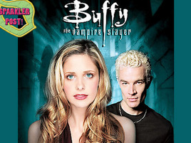 "My Crush is a ""Buffy The Vampire Slayer"" Character"
