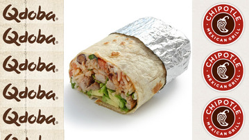 Chipotle vs. Qdoba: The Burrito Faceoff You've Been Waiting For