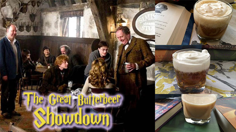 The Great Butterbeer Showdown: We Test-Drive the Top Recipes and Award the Triwizard Cup to the Best!