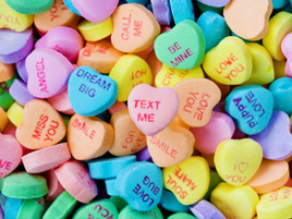 50 Candy Hearts We Wish Existed (and 50 We Would Spit Out on Principle)