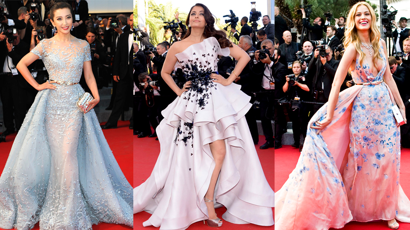 GO GLAM OR GO HOME: The Most Breathtaking Gowns from the Cannes Film Festival!