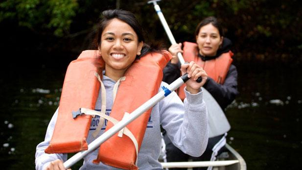 Adventures in Paddle School