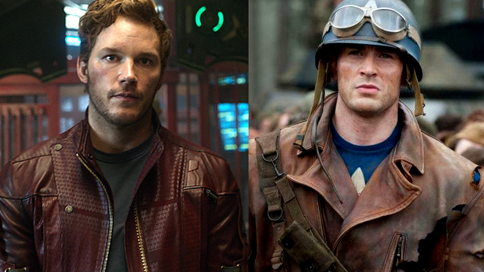 Why Did Chris Pratt & Chris Evans Go From Fast Friends to Sworn Enemies? Find Out in This Week's Twitter Slideshow!