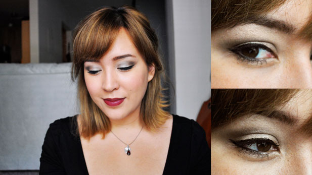 Geeky Girl Glam: Look Like Catwoman!