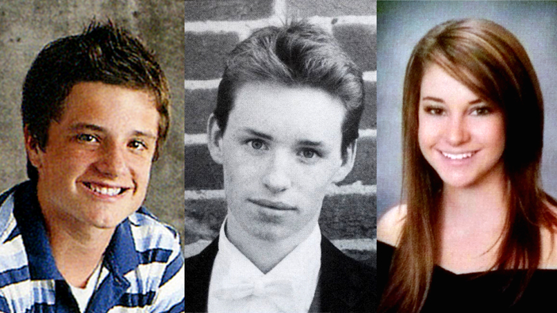BEHOLD: Awkward Yearbook Pix of ALL YOUR FAVORITE FAMOUS PEOPLE