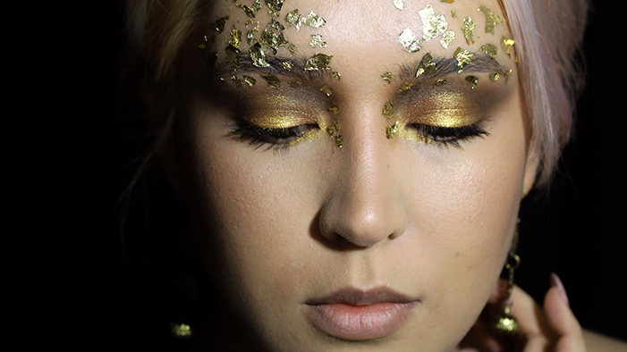 Sparklife Get Gilded With This Queen Ravenna Inspired Makeup Tutorial