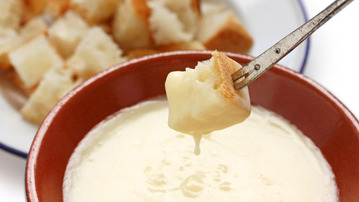 How to Make the Greatest Cheese Fondue, Ever!