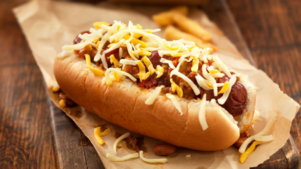 How To Make A Chili Dog With Cheese