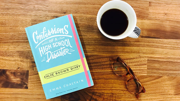 Emma Chastain On Her Debut Novel, <i>Confessions of a High School Disaster</i>