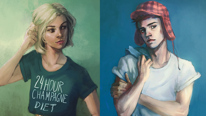 6 of Our Fave Classic Lit Characters Get a Modern Makeover