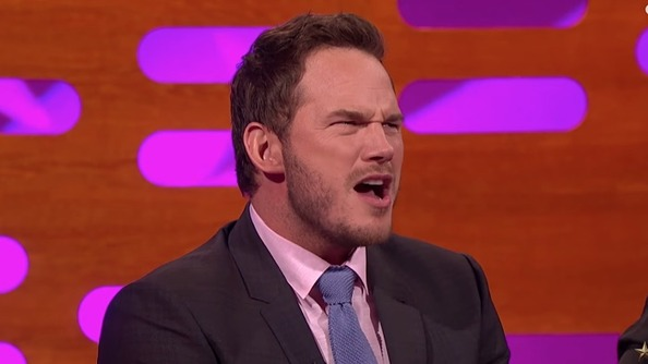 NEWSFLASH: Chris Pratt Can Do a British Reality TV Accent