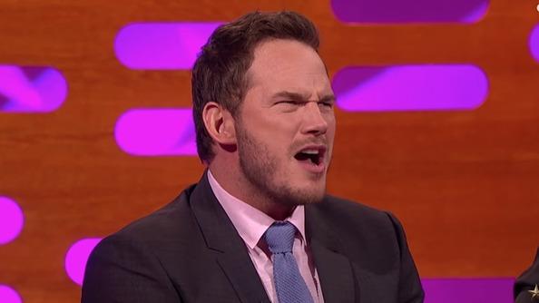 NEWSFLASH: Chris Pratt Can Do a British Reality TV Accent