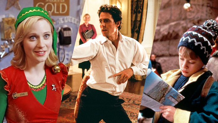 Pick 7 Books and We'll Tell You Which Holiday Movie You Should Watch Tonight