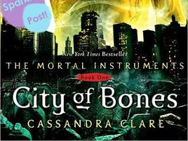 One Year, 100 Books: City of Bones