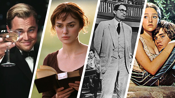 50 Movie Adaptations of Classic Novels, Ranked