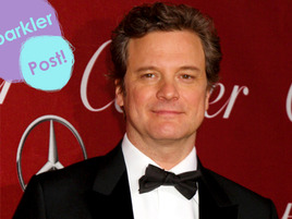 Colin Firth, (Old) Man of Our Dreams