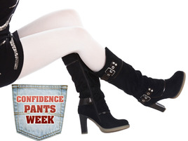 Confidence Pants Stories: These Boots Were Made for Making Friends