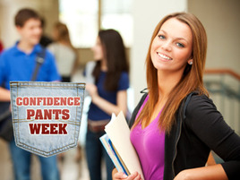 Confidence Pants Stories: Represent!