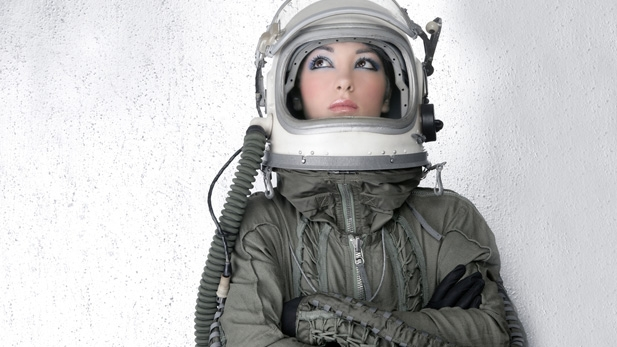 NASA's New Space Suit Needs a Fashion Intervention