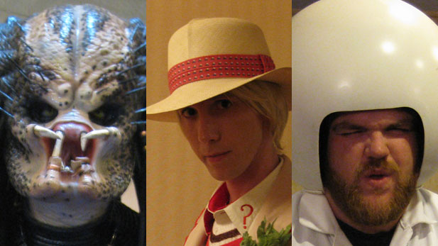 The Oddest Cosplay Costumes We Could Find at Dragon Con