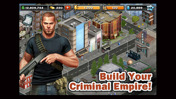 iPhone Game of the Week: Crime City