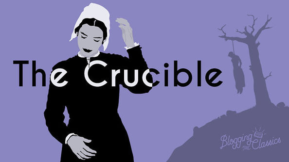 Blogging <i>The Crucible</i>, Act 2: Hello, Poppet